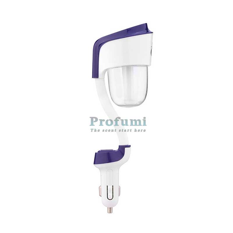 נפלאות מפיץ ריח חשמלי לרכב   Profumi HW-65